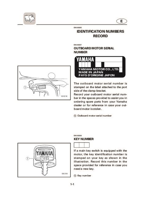 2004 Yamaha Outboard F115c Lf115c Boat Motor Owners Manual