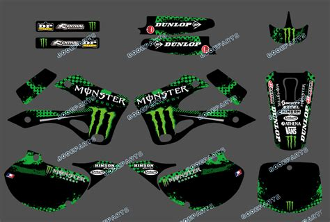 Sticker Printing Kawasaki by Dst0224 Power Team Graphics Backgrounds Decals Stickers