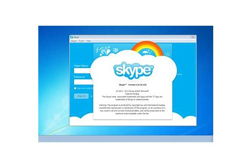 skype installation file full download