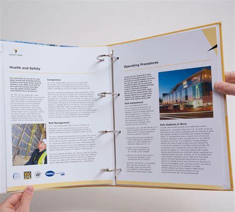 document design and layout tender document design braden theadgold graphic design