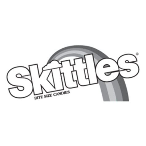 Skittles Coloring Pages skittles logo vector logo of skittles brand free