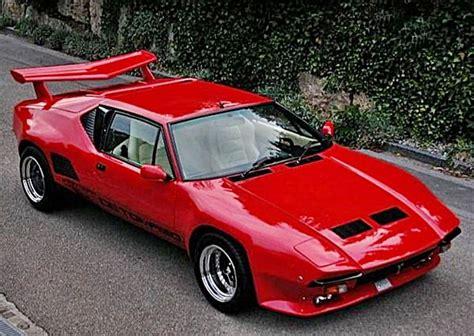 Lamborghini Pantera 78 Best Images About De Tomaso Pantera Gts On
