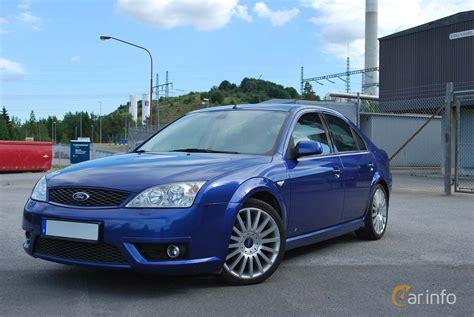 Ford Mondeo St220 Hatchback 3 0 V6 Manual 226hp 2005