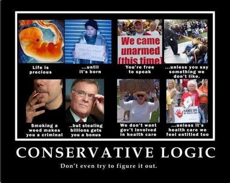Funny Conservative Memes - acerbic politics ten more political posters
