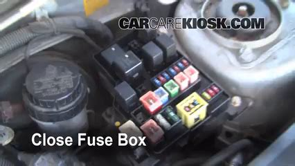 replace  fuse   volvo   volvo    cyl turbo
