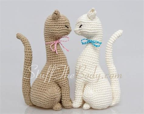 pattern cat crochet cat princess amigurumi pattern realistic cat crochet pattern