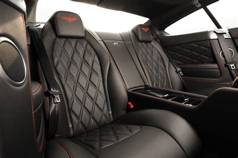 bentley interior back seat bentley continental gt pictures auto express