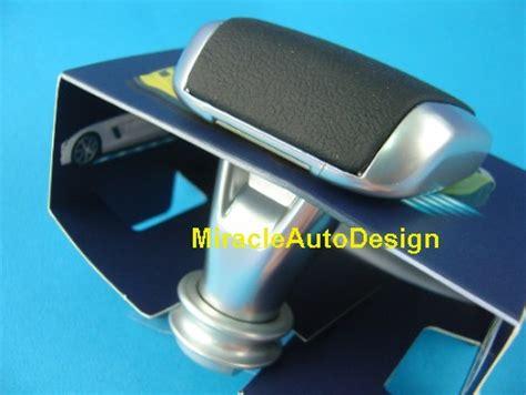 W203 Shift Knob by Free Shipping Black Silver Sls Style Shift Knob For