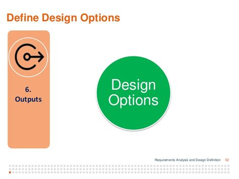 design definition in it 7 requirements analysis and design definition 160528195229