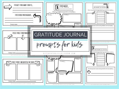 Aa Gratitude List Template