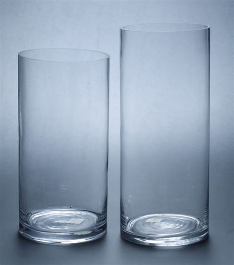 Cheap Cylinder Vases Wholesale by Vases Design Ideas Classic Cylinder Glass Vases 20 Glass