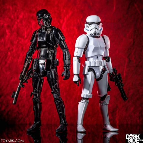 Gray Green Paint by Imperial Death Trooper Rogue One Black Series Wave 1