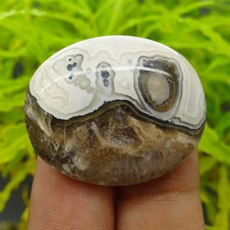 Batu Akik Buka Aura Pamor Salju mustika gurun salju pusaka dunia