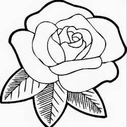 gambar sketsa bunga mawar dalam pot dp bbm dp bbm