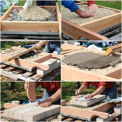 como construir una chimenea paso a paso
