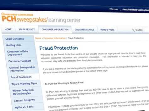 Next Pch Drawing 2017 - scammers steal real sweepstakes name to dupe quot winners quot abc15 arizona