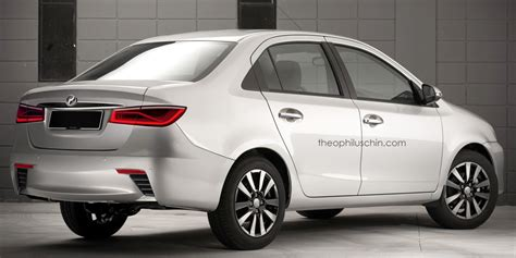 perodua bezza sedan toyota etios rival revealed malaysia perodua d63d sedan expected to launch next year rendered