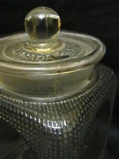 Vas Gip Bunga Motif 17 5cm kedai barang antik desember 2010
