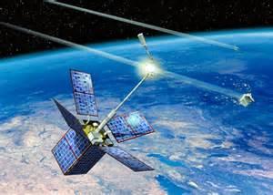 photos satellite collision creates dangerous debris