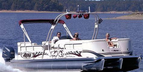 aloha pontoon boat seats research 2015 aloha pontoon boats paradise series twin