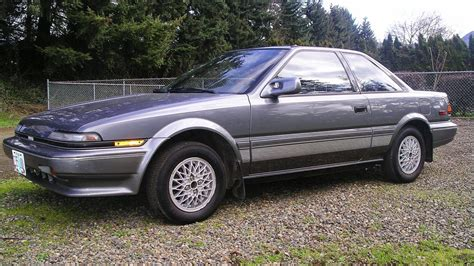 Toyota Coupe by Exclusive 1990 Toyota Corolla Sr5 Coupe For 1 500