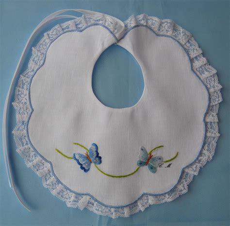 pattern d ch là gì bavaglino in lino ricamato a mano by carmen matarazzo