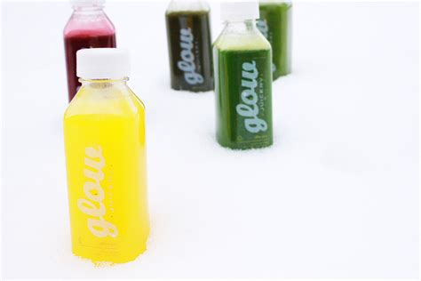 Glow Detox by Cleansing With Glow Juicery Northern Style Exposure