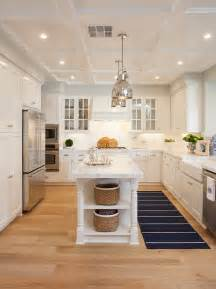 narrow kitchen with island interior design ideas home bunch interior design ideas