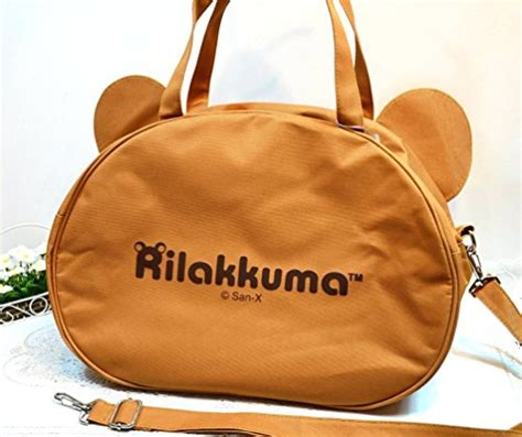 Travel Jumbo Frozen Trj jumbo licensed san x rilakkuma duffle travel luggage shoulder bag handbag hobby