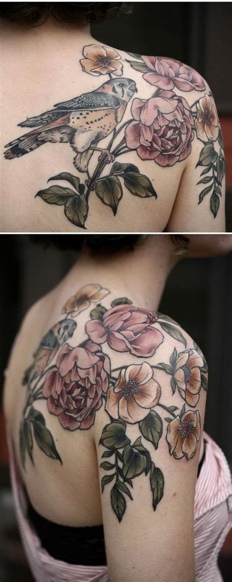 45 Cool Shoulder Tattoo Designs For Creative Juice 38 Stunning White Tattoos