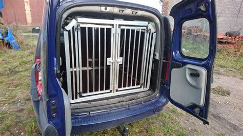 Hundebox F R Auto by Hundeboxen F 252 R Dacia Faustmann Hundeboxen