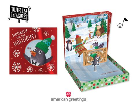 American Greetings Gift Cards - make the most wanted gift even better with new gift card holder inventions from