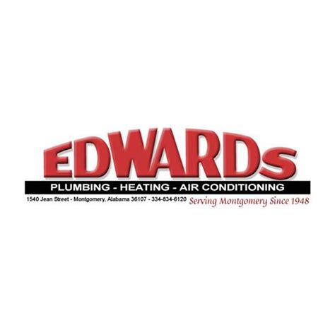 Edwards Plumbing And Heating by Edwards Plumbing Heating Inc Montgomery Al 36107