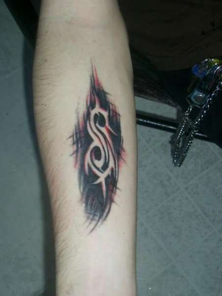 slipknot tribal s tattoo 18 amazing slipknot logo tattoos