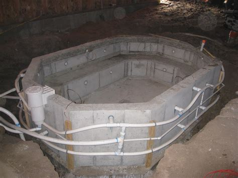 concrete bathtub molds gallery for gt diy concrete hot tub pools pools pools