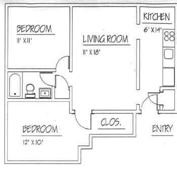 apartment floor plans with dimensions ideas about simple floor plans on pinterest house small