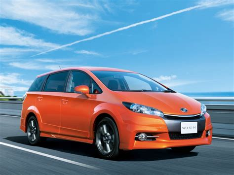 Toyota Wish 2015 Toyota Wish 2015 Reviews Prices Ratings With Various
