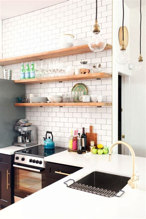 kitchenshelves com kitchen subway tiles are back in style 50 inspiring designs