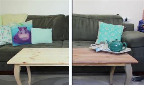 voici comment teindre un meuble en bois avec du vinaigre