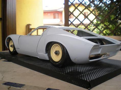 Lamborghini Miura Kit Car For Sale 1 8 Miura