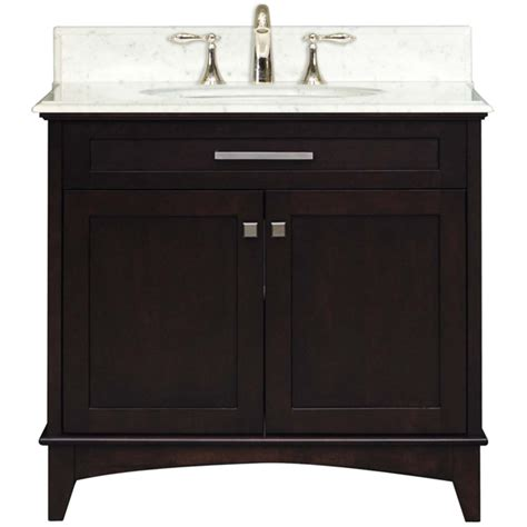 Bathroom Vanities 30 Inches Wide by Water Creation Manhattan 30 Inch Bathroom Vanity Espresso
