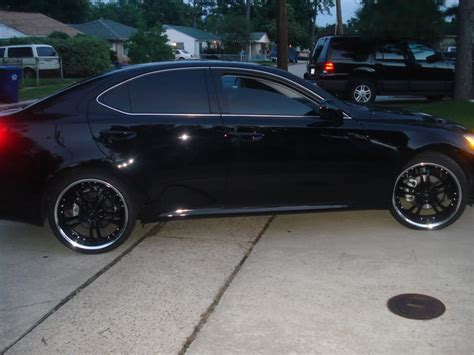 lexus is 250 custom wheels lexus is 250 custom wheels zyoxx zx7 zx7 20x8 5 et 42