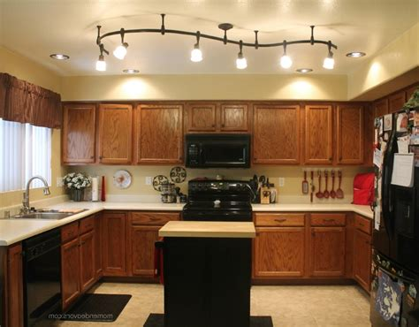 amazing How To Paint Kitchen Cabinets Yourself #7: mesmerizing-kitchen-lighting-fixtures-kitchen-lighting-ideas-low-ceiling-272758-x-picture-of-new-at-set-2016-kitchen-lighting-low-ceiling-led.jpg