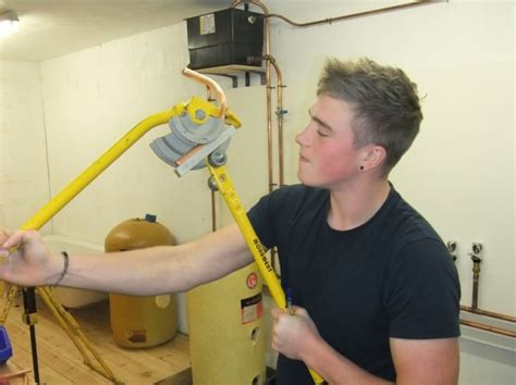 Plumbing And Heating Courses plumbing and heating commercial now available in plymouth the plymouth daily