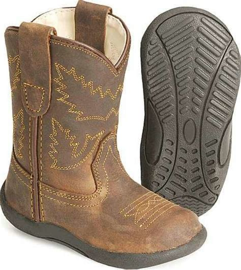 baby boots baby cowboy boots nora