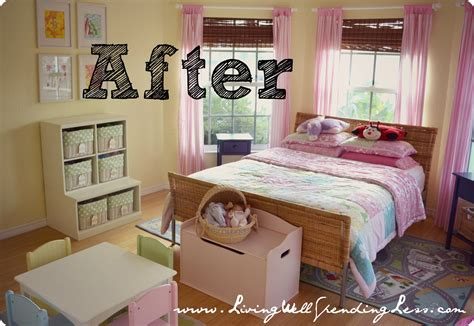 cleaning and organizing tips for bedroom clean your kids room day 10 living well spending less 174