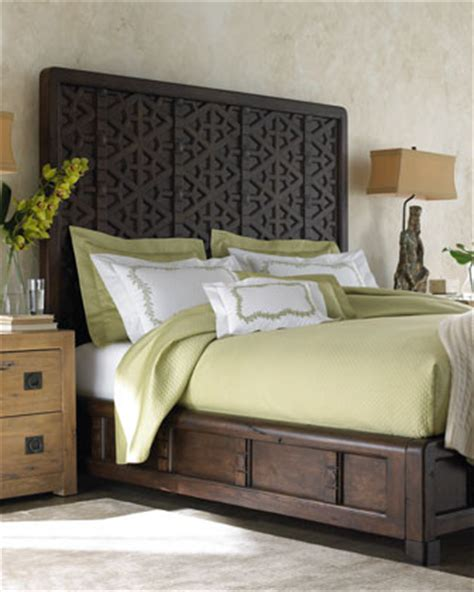 Marrakesh Bedroom Furniture Quot Marrakesh Quot Bedroom Furniture Traditional Beds By Horchow