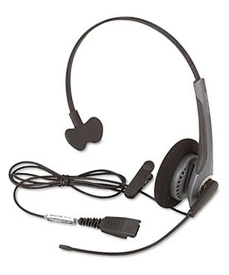 Headset Jabra Gn 2000 by Jabra Gn2000 Bedraad Mono 1 Oors Yealinkshop