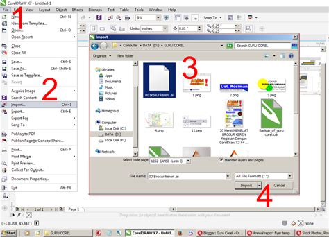 coreldraw open pdf 2 easy ways to open and edit file ai pdf psd eps