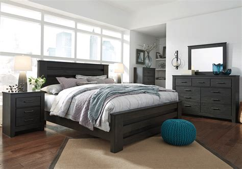 overstock bedroom furniture sets brinxton king bedroom set lexington overstock warehouse
